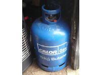 Calor gas bottle (empty) - 15 kg size - Blue