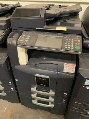 Lot of copystar / Kyocera copiers - 9 in lot