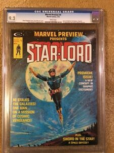 Groot, Starlord, Rocket Raccoon Gamora  Graded 1st Appearances