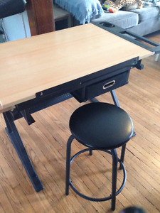 Child/Youth Drawing Table