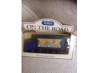 Tetley on the road Lorry ( collectable )