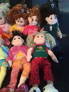 Ty Beanie Boppers Collection in pieces -  stuffed animal dolls Kitchener / Waterloo Kitchener Area image 3