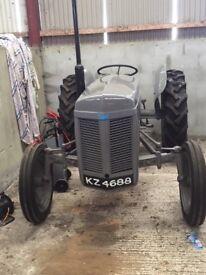Ferguson T20 Petrol TVO 1955 Restored Vintage Tractor