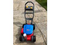 Fisher Price, push along, bubble lawn mower