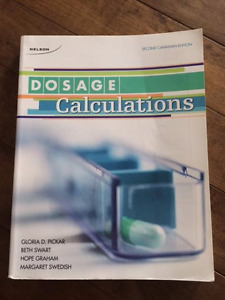 Dosage Calculations (Second Canadian Edition)