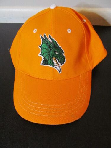 Dayton Dragons Throwback Baseball Cap Hat One Size Orange Dragon