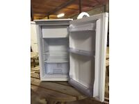Nearly new Larder Fridge, Used only once. Ice compartment/2 shelves. Immaculate condition.