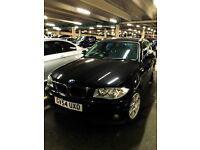 BMW 1 SERIES Black Quick Sale £2650