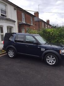 Land Rover Discovery 4 Commercial Automatic