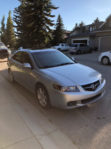 2004 Acura TSX - Just detailed