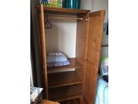 Wardrobe for nursery/childs room