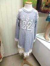 GIRLS GREY DRESS AVAILABLE 10-14YRS OLD Rydalmere Parramatta Area Preview