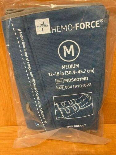 Medline Hemo-Force Calf Sleeve - Medium  (Lot of 2) - FREE Shipping