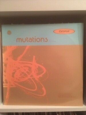 "Orbital ‎– Mutations 12"" Vinyl Oola Joey Beltram Chime Ray Keith Moby Hardcore"