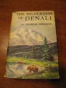 The wilderness of Denali by Charles Sheldon 1960