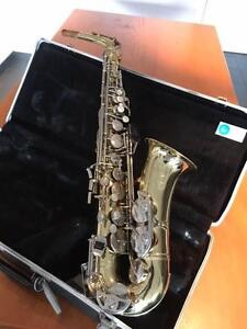 Beautiful Selmer (USA) Alto Saxaphone Southbank Melbourne City Preview