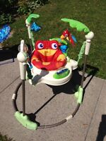 Exerciseur Rainforest Jumparoo de Fisher Price