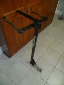 "Reese 2-Bike Trailer Mounted Hitch With A 1 and 1/4"" Post"