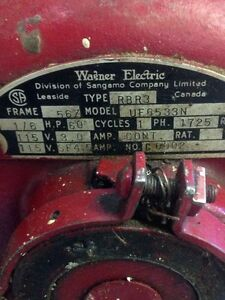 electric water pump and Hyd power pack London Ontario image 1