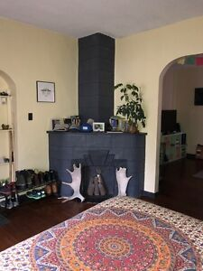 Studio Suite in Character House in the heart of Old Strathcona