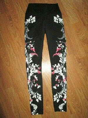 Womens FABLETICS fitted  leggings pants XXS 2XS yoga running
