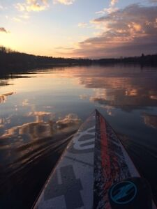 Standup Paddleboard lessons and coaching - Scotian SUP