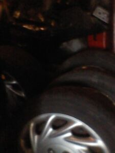 Goodyear Eagle GT - Winter Tires and Alloy Rims