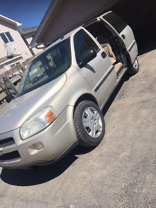 2007 CHEVY UP LANDER FOR SALE OR TRADE