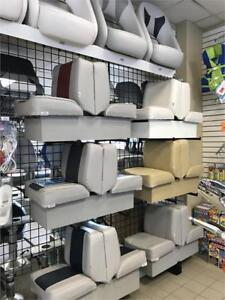Boat Seats (Lots of styles, colours, and price points!)