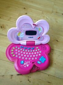 V Tech Dancing Fairies Laptop