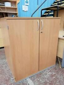 Office storage cupboard