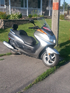 MAXI SCOOTER YAMAHA MAJESTY 2007
