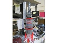 *BaRgAiN*Carpet Washer Vax Dual V Upright and Upholstery Grey/Red Water Lightweight/GREAT CONDITION*