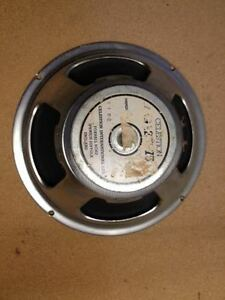 "SPEAKERS 12"" JENSEN, CELESTION, ALNICO, VINTAGE Peterborough Peterborough Area image 3"