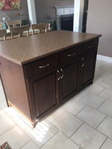 Island  and Counter Tops