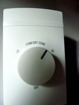 New Marley Md26 Double Line Break Line Voltage Thermostat 55-85 Range White