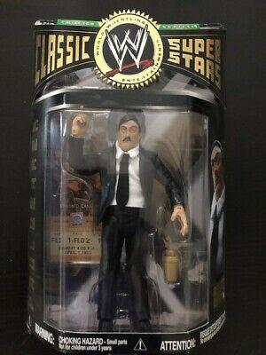 WWE Classic Superstars 9 PAUL BEARER Wrestling Action Figure Jakks Pacific WWF