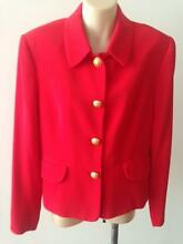 SABA  RED JACKET - SZ 12 - STUNNING mint condition Unley Unley Area Preview
