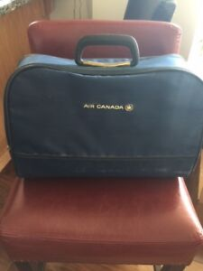 VINTAGE AIR CANADA FLIGHT BAG