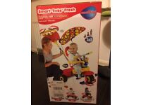 3 in 1 Smart Trike, almost new still in box, barely used by one child only