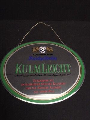 XXL-Zapfhahnschild Kulmbacher Reichelbräu KULMLEICHT