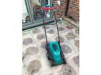 BOSCH ROTAK 370 MOWER - For Parts NOT WORKING