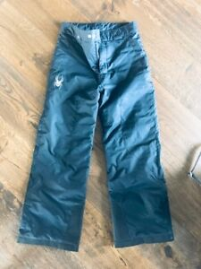 Spyder Ski Pants - Youth Size 14 - BlackExcellent condition