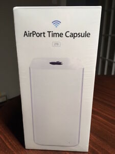AirPort Time Capsule 2TB neuf