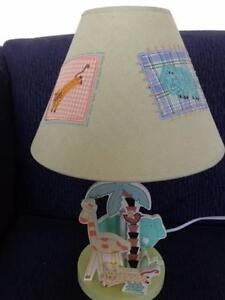 Child Bedside Lamp - Jungle Theme Bowral Bowral Area Preview