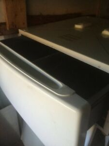 Pedastel Drawer Stand for washer/dryer
