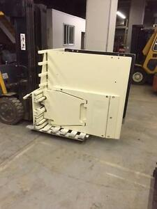 Cascade Carton Clamp - for class 2 forklift