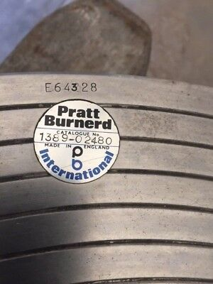 Pratt Burnerd 24 Three Jaw Chuck American Standard Model 1389-02480