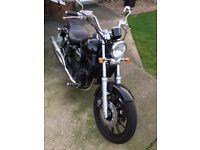Daystar 250 motorbike