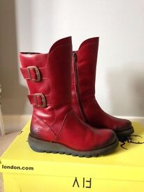 Fly London Boots size 6 £120